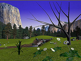download 3D Amazing Yosemite v1.0 Screensaver