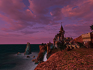 download 3D Ancient Castle Screensaver
