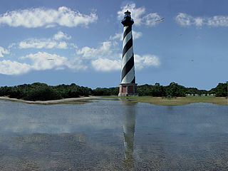 download 3D Cape Hatteras Lighthouse Screensaver