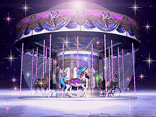 download 3D Carousel Fantasy Screensaver