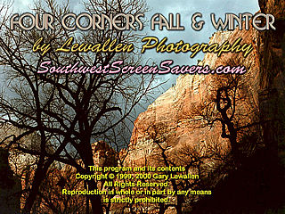 download Four Corners Fall-Winter v2 Screensaver