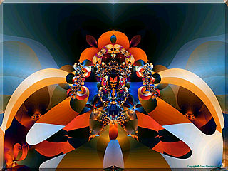 download Fractal Ambrosia V.III Screensaver