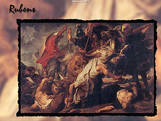 download Great Artist: Peter Paul Rubens v2.0 Screensaver