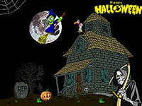 download Halloween V 2.7 Screensaver