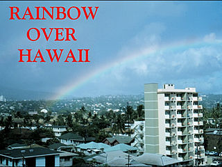 download Rainbow Over Hawaii v104 Screensaver