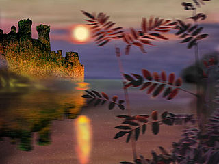 download Rowan Castle Screensaver
