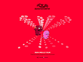 download Run Wolly Run Screensaver