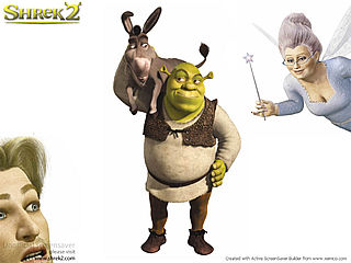 download Shrek 2 Screensaver