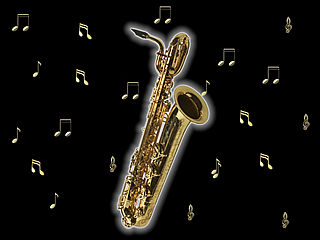 download Singing Saxophone Screensaver