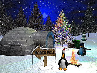 download Christmas (Pointing The Way  v1.0) Screensaver