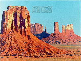 download Desert Impressions v1.4 Screensaver