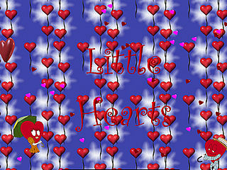 download Valentine (Little Hearts v104) Screensaver