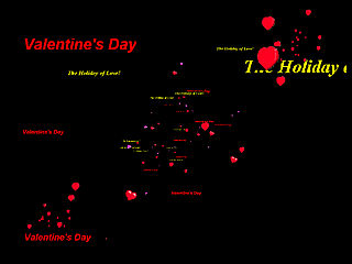 download Valentine Day Screensaver