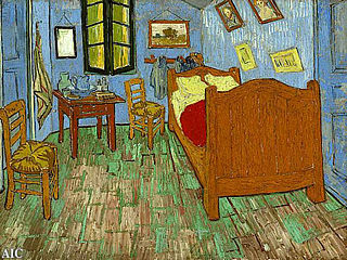 download Van Gogh Screensaver