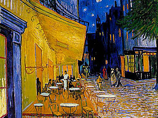 download Van Gogh's Dream Screensaver