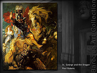 download Baroque Art Collection Screensaver