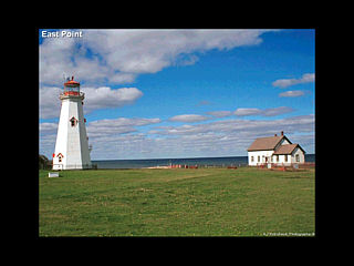 download Lighthouses of Prince Edward Island Screensaver