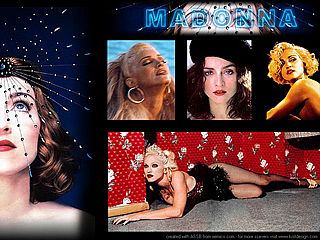 download Madonna Screensaver