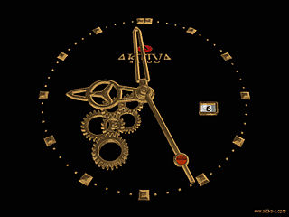 download Aktiva-s Gold Time Screensaver