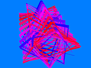 download 3D Lissajous Screensaver