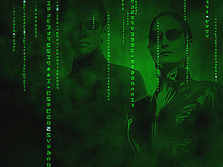 download 3D Matrix Reality Screensaver