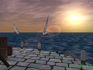 download 3D SeaScape v1.0 Screensaver