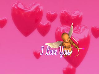 download 3D Valentine Love Screensaver