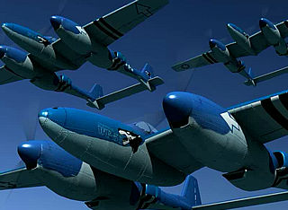 download 3D Warbirds Screensaver