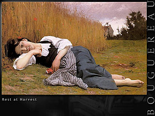 download Bouguereau Art Collection Screensaver