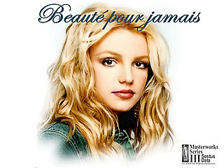 download Britney Spears (Beaute Pour Jamais) Screensaver