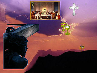 download Easter (The Last Supper) Screensaver