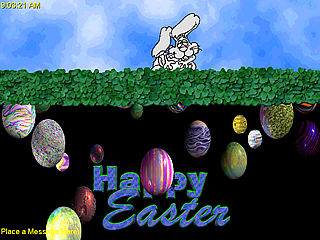 download Easter by NM v2.1 Screensaver
