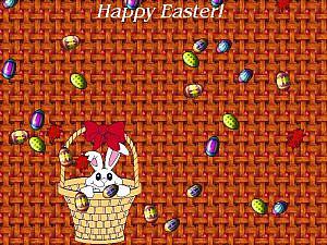 download Easter Eggs v.03 Screensaver
