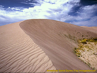 download American Sand Dunes II Screensaver