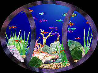 download 3D AquaScape Screensaver