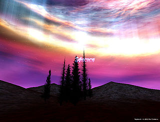 download 3D Aurora v1.2 Screensaver