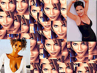 download Halle Berry Screensaver