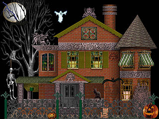 download Halloween (Haunted Manor v1.0) Screensaver