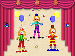 download Send In The Clowns Screensaver