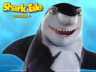 download Shark Tale Screensaver