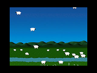 download Sheep vs. Gravity Screensaver