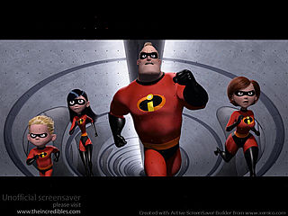 download The Incredibles Screensaver