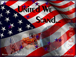 download United We Stand #1 Screensaver