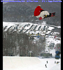 download US Open Snowboarding Screensaver