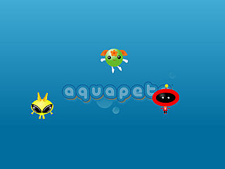 download Aquapets Screensaver