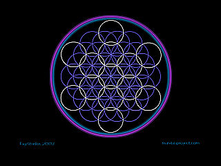 download Mandalas 2003 Screensaver