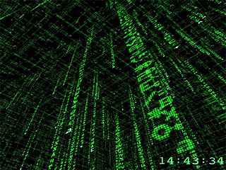 download 3D Matrix Screensaver