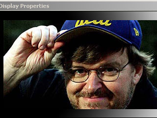 download 3D Michael Moore Screensaver