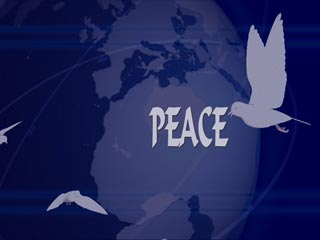 download 3D Peace on Earth Screensaver