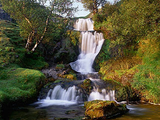 download Falltime Waterfalls Screensaver